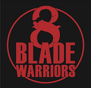 8 Blade Warriors Logo