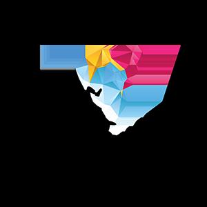 Cliffhanger Climbing Gym Logo