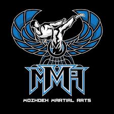 Mozhdeh Martial Arts Logo